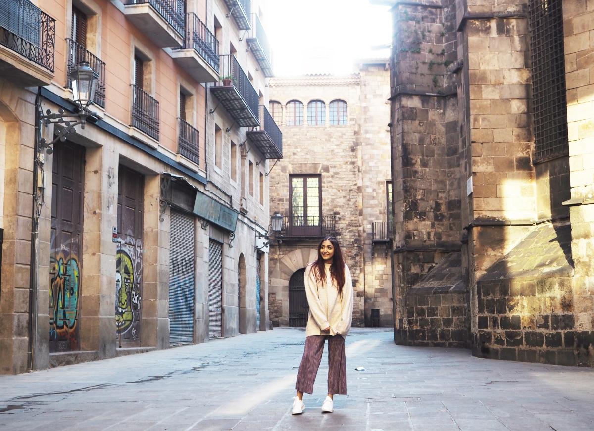 Photo Diary: Birthday in Barcelona